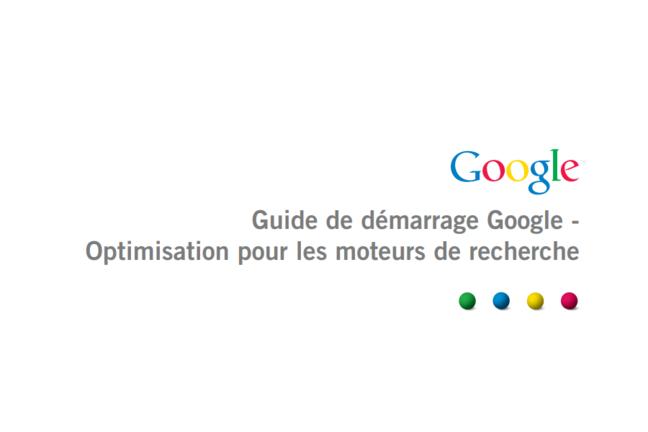 Le guide Google pour le référencement
