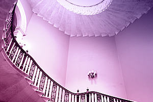 Diplomatic Academy Staircase