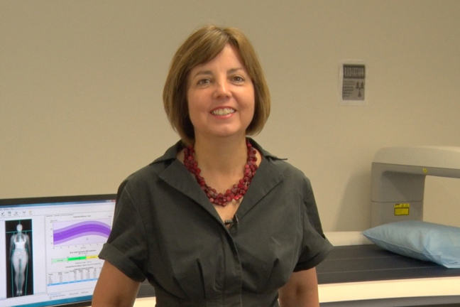 Photo of lead educator Helen Truby.