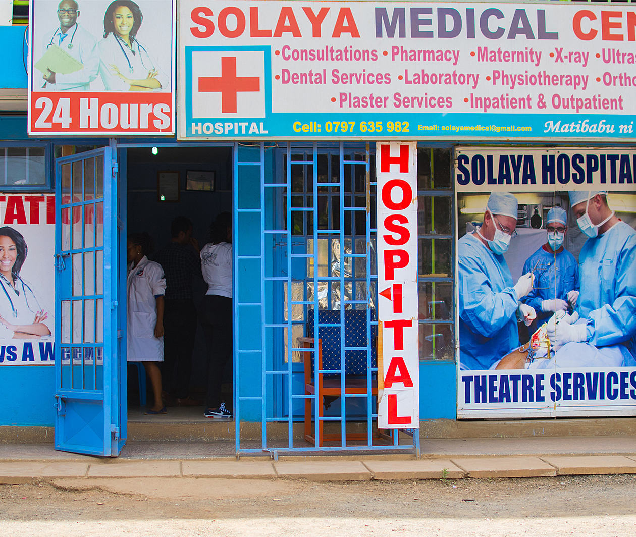 COVID-19 in Africa: Managing the Outbreak in Primary Care Settings