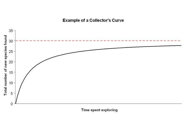 Example of a Collector's Curve