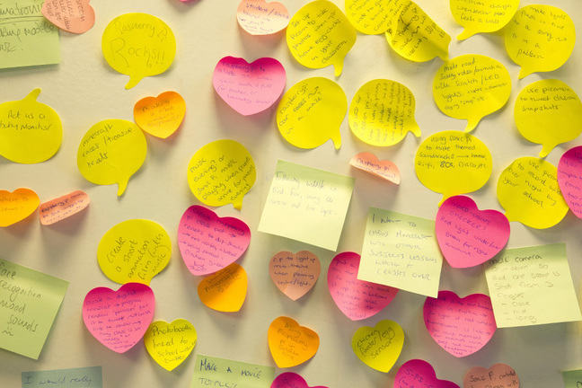 Notes from learners on successes and failures