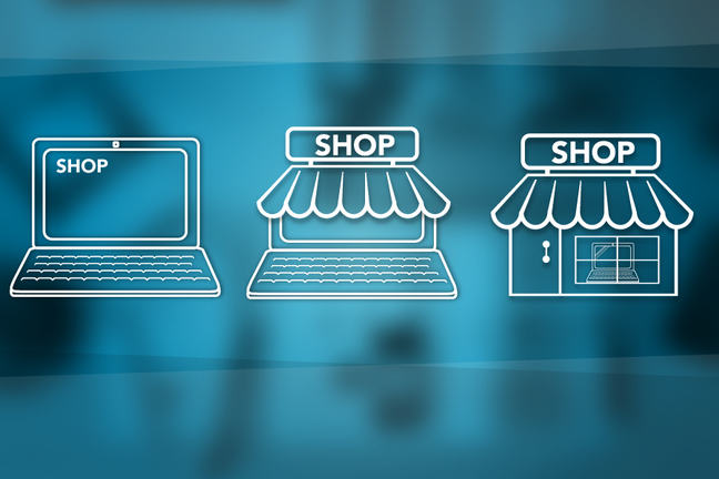 Three types of online businesses