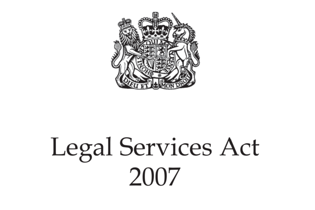 Legal Service Act