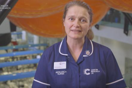 Anne Croudass, Lead Research Nurse