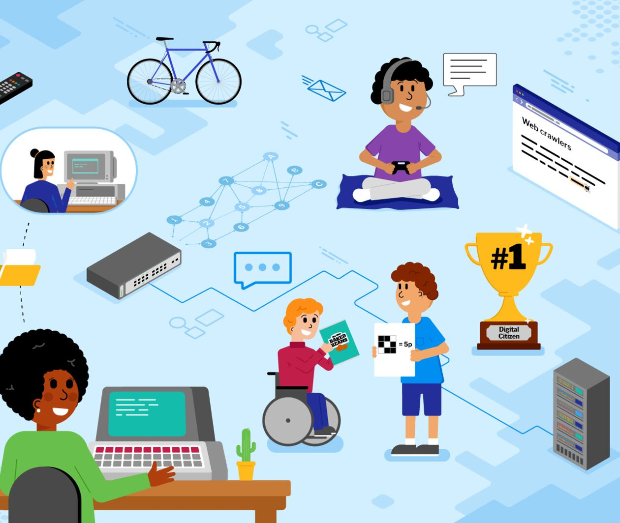 Teaching Computing Systems and Networks to 5- to 11-year-olds