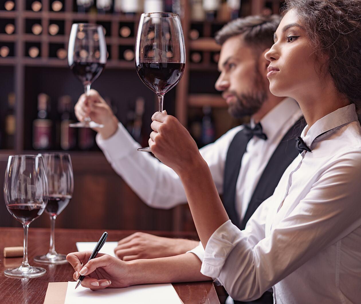 Mastering Wine Tasting
