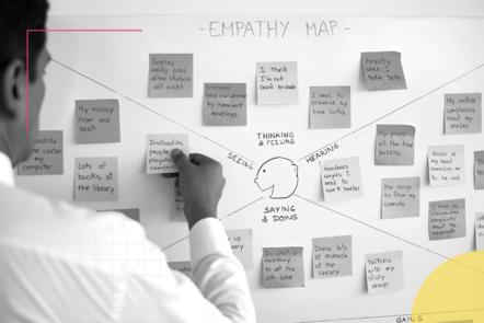 Empathy maps title card