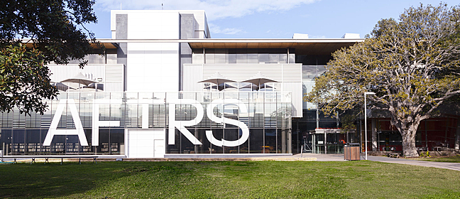 aftrs campus North Ryde Sydney