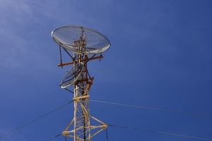 Communications Tower.