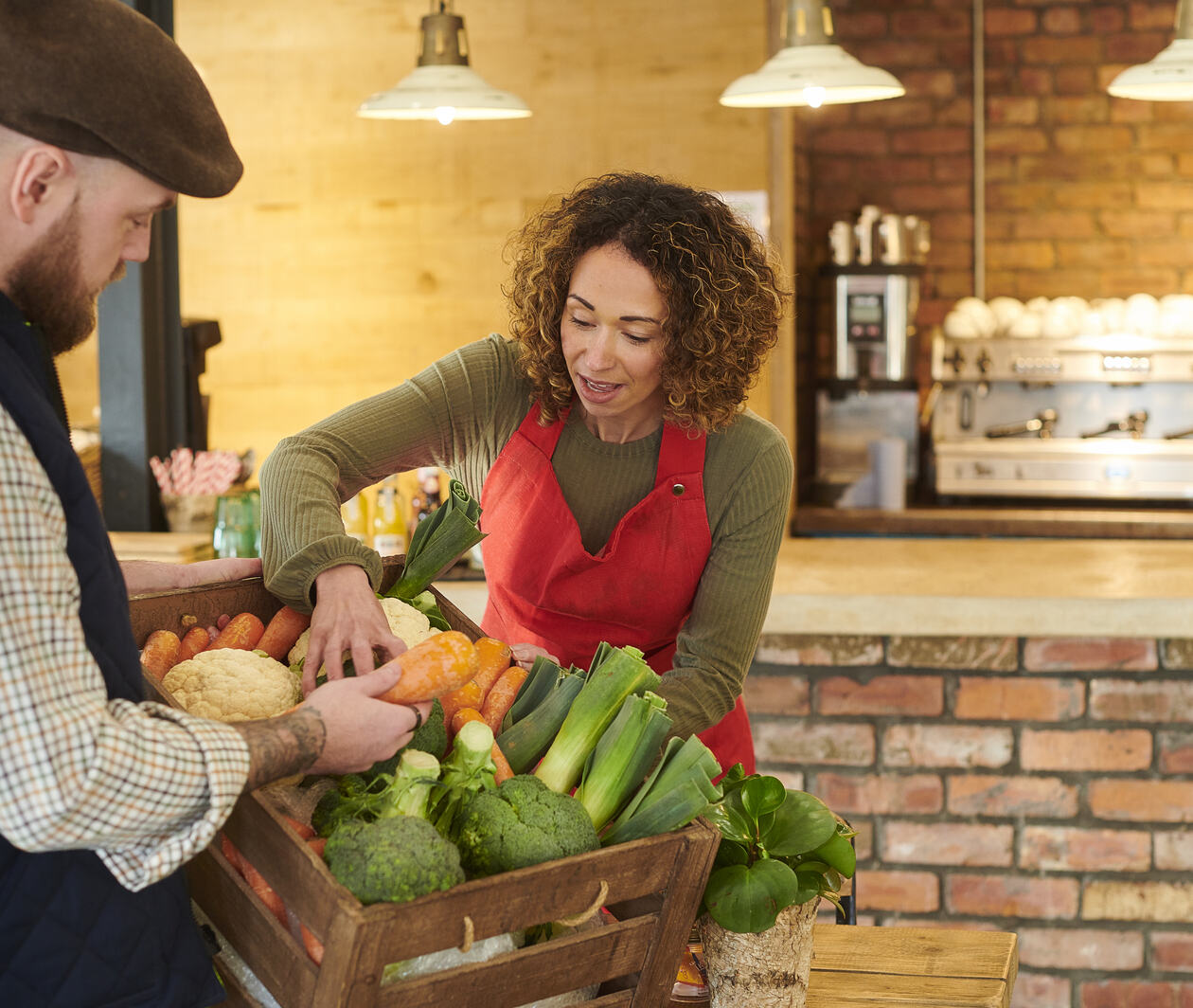 Introduction to Sustainable Practices in Food Service