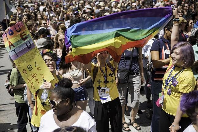 gay pride parade