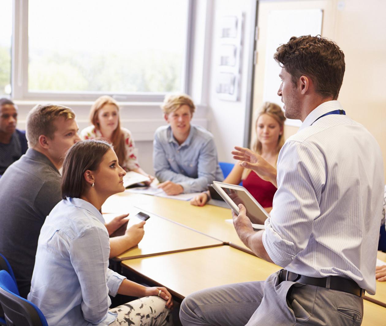 Smart Advice: Broadening Your Students' Horizons