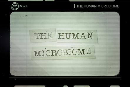 The Human Microbiome MOOC visual