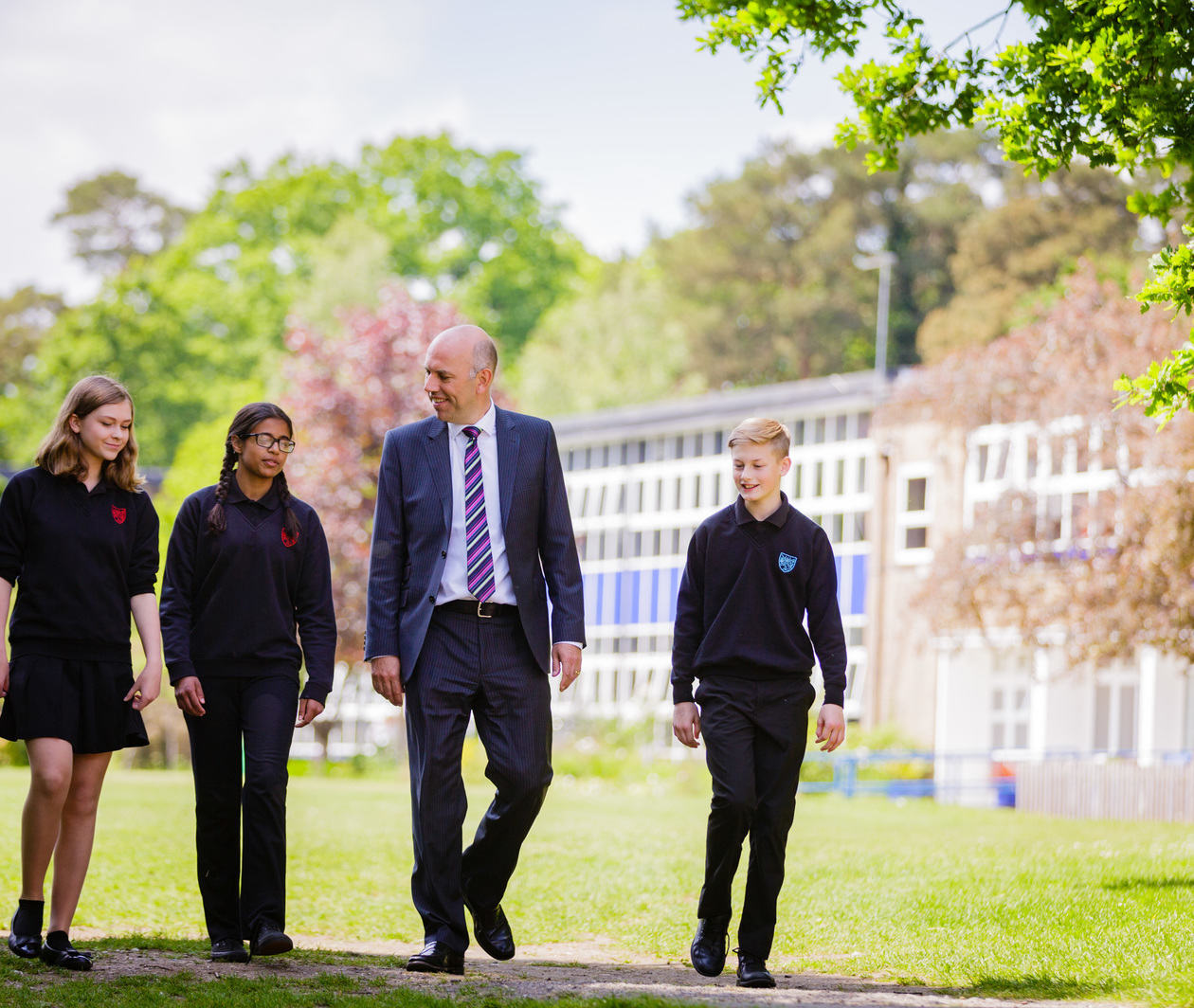 Supporting Successful Learning in Secondary School