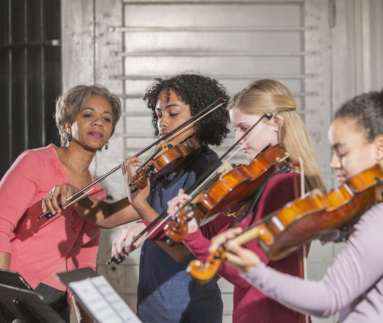 Becoming a Better Music Teacher