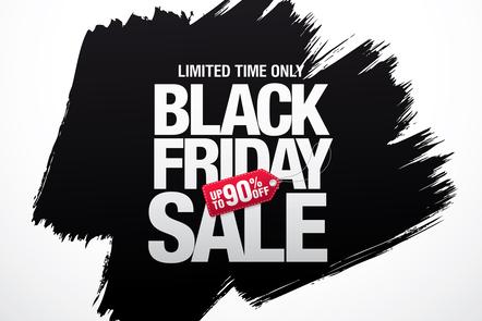 black friday sale ad