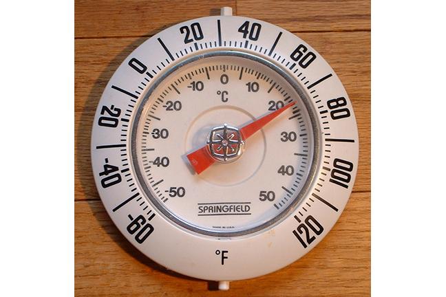 Fahrenheit To Celsius Conversion