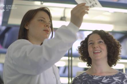 Elaine Vickers, Lead Educator, and scientist