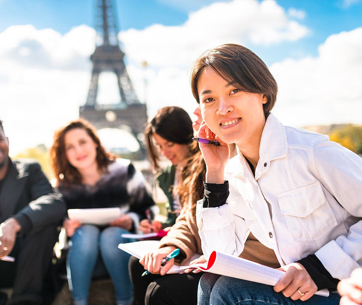 Learn French for Global Communication: Level 1 (taster)