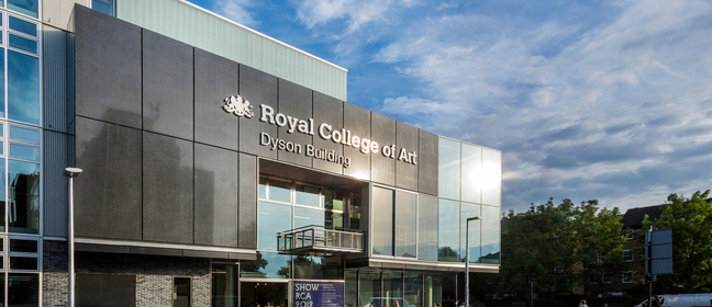 The Royal College of Art Dyson Building