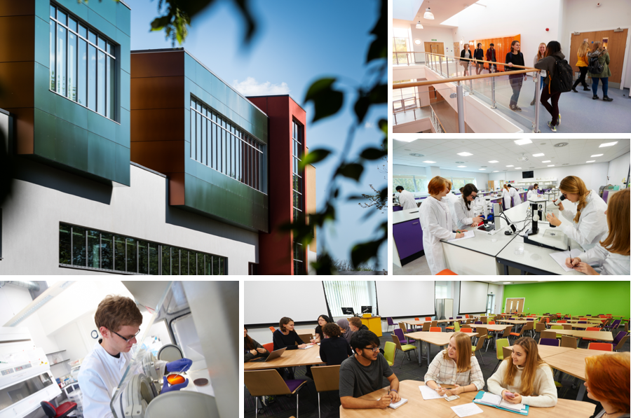 The Department of Biology at the University of York