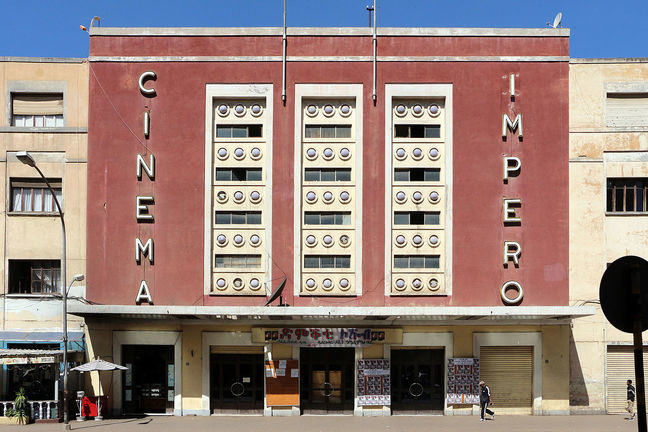 Cinema Impero, Asmara