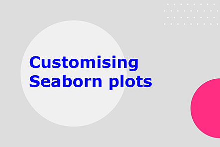 PFP01-Title card-Customising Seaborn plots
