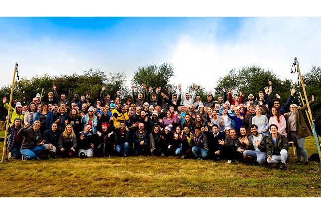 The Raspberry Pi Foundation team