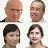 John Weinman, Graham Davies, Vivian Auyeung & Natasha Khan