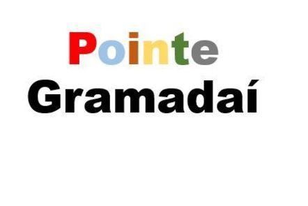 Pointe Gramadaí - Grammar point