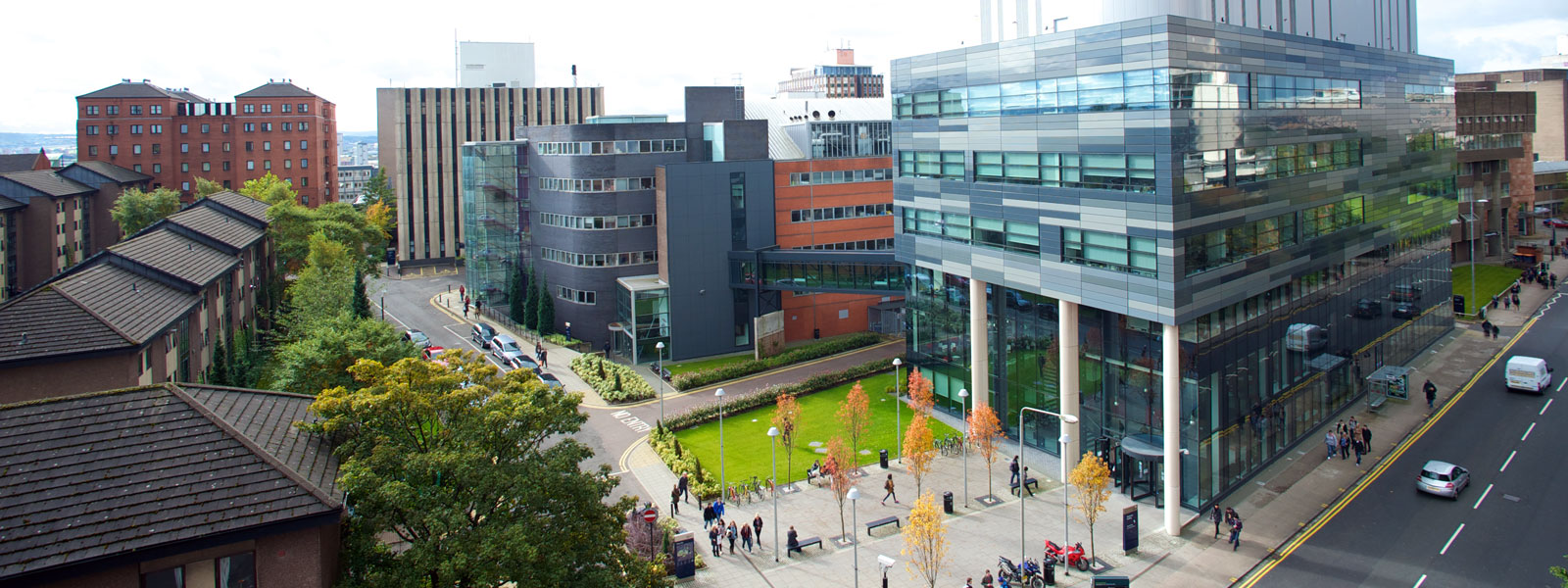 University of Strathclyde buildings