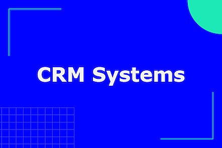 Activity image for CRM systems