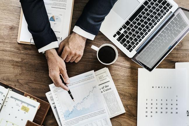 office business paperwork summary