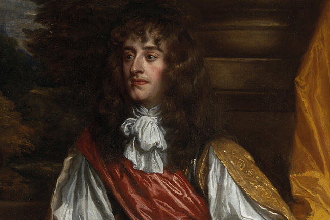 James VII and II when he was Duke of York etc
