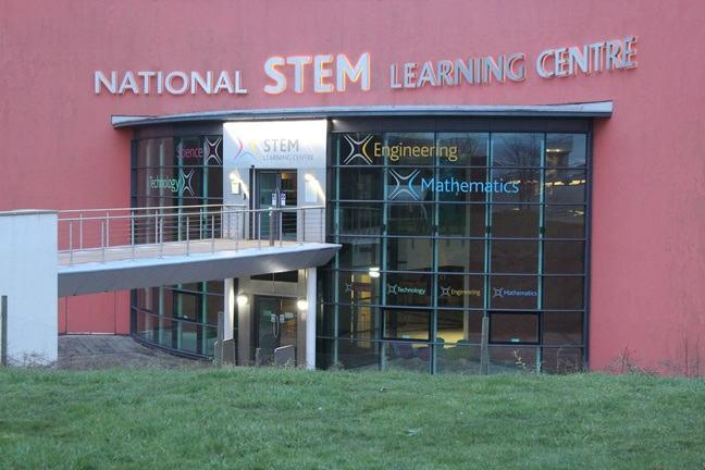 The National STEM Learning Centre, University of York