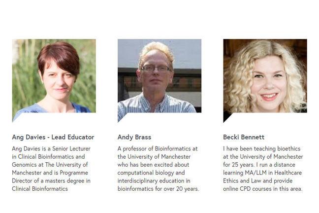 Picture of educators