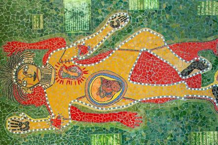 Mosaic body maps