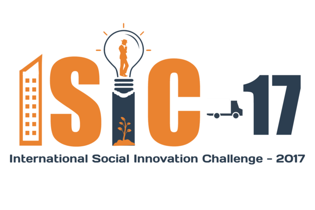 International Social Innovation Challenge logo