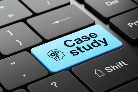 applying your knowledge in a case study