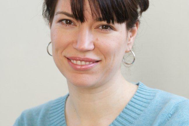 A picture of Dr Petya Eckler