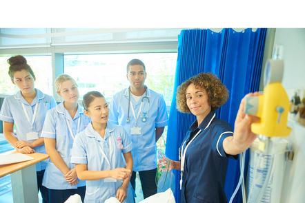 Learning Design for Nursing - Online Nursing Course