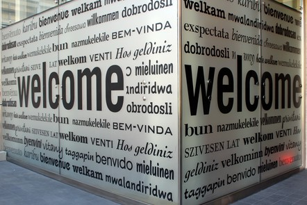 """""""Welcome'"""" flickr photo by Prayitno https://flic.kr/p/ddcLtF shared under a Creative Commons (BY 2.0) license"""