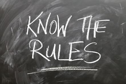 Rules by Geralt via Pixabay