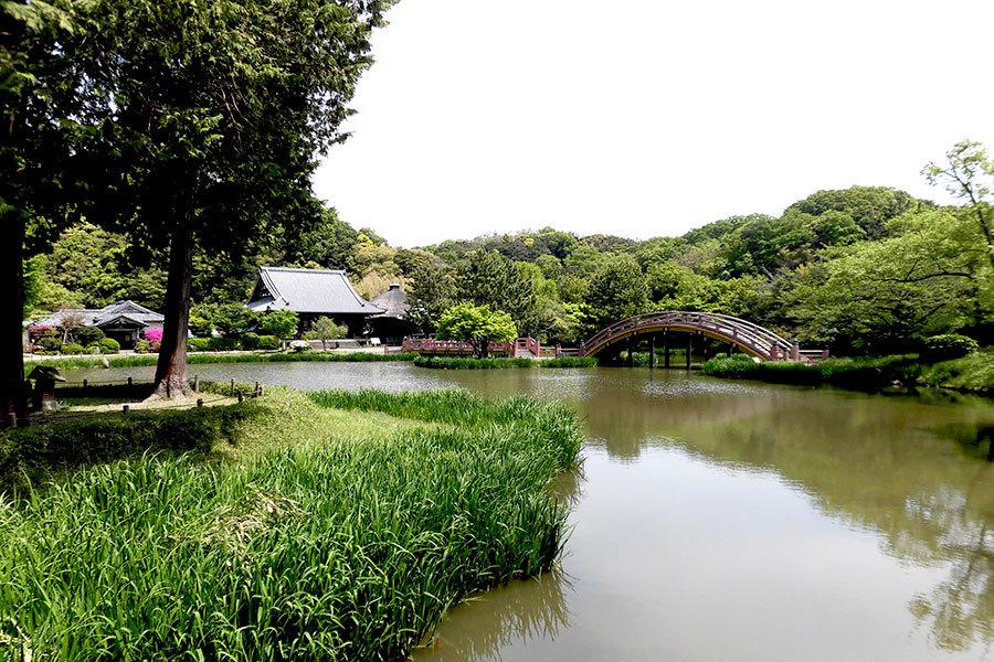 Kanazawa library (Kanazawa bunko)