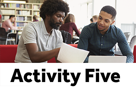 Activity five