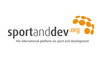 The International Platform on Sport and Development logo