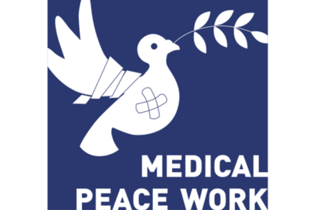 Medical Peace Work logo