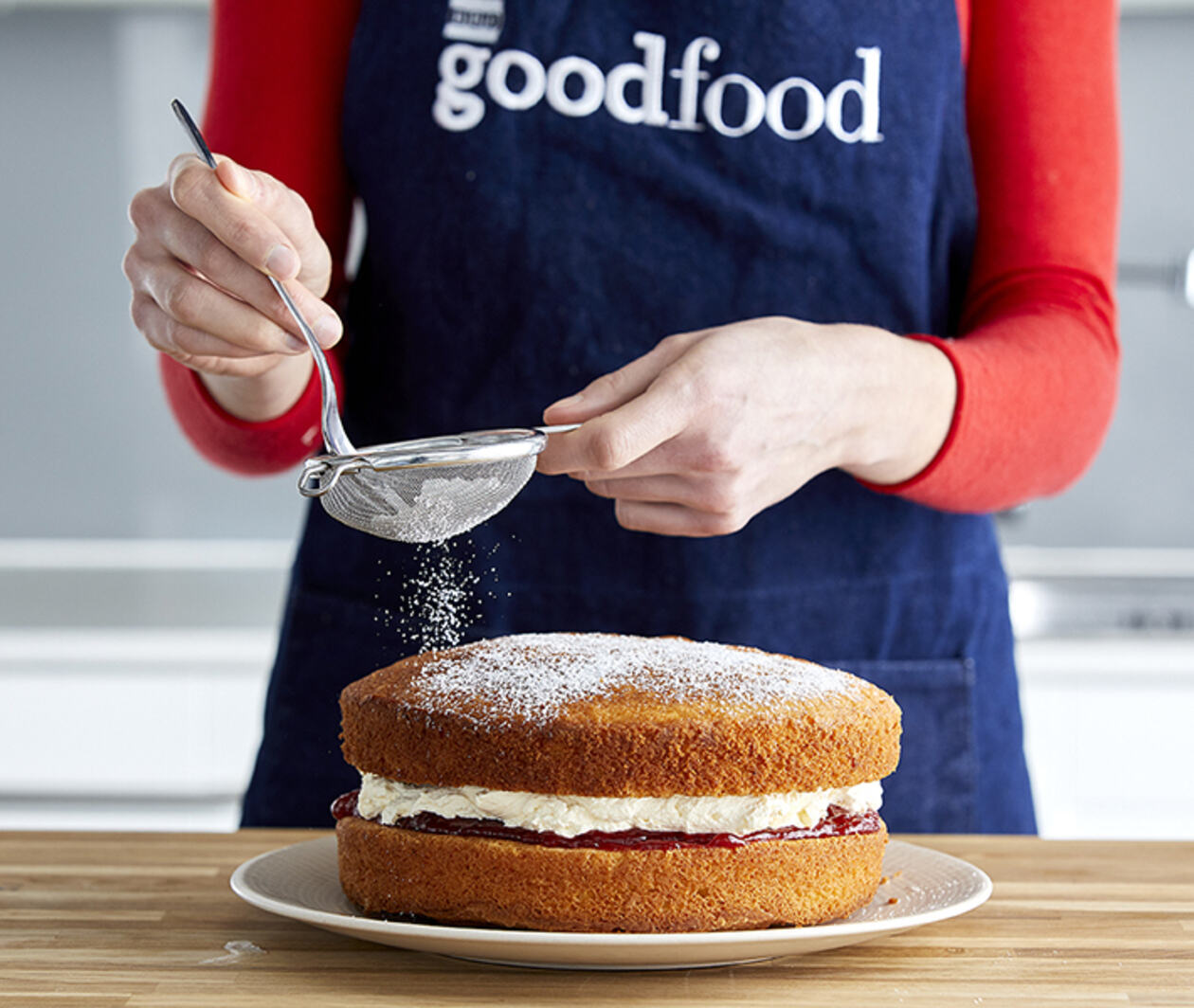 Learn How to Bake with BBC Good Food