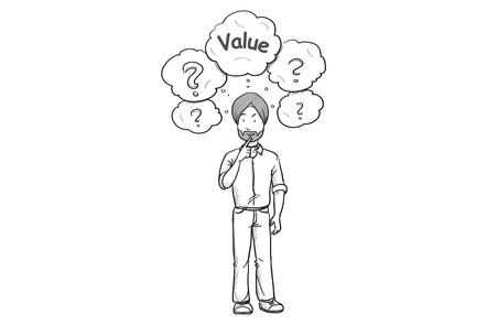 Challenge where to find value